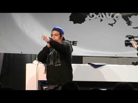 BEATBOX BATTLE WORLD CHAMPIONSHIP- ADAM MATTA (USA )ELIMINATION