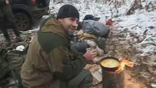 Луда деревня рыбалка на севере ноябрь 2020