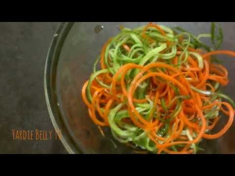My Veggetti Spiral Vegetable Slicer Review Mp3