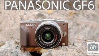 Panasonic GF6 - Обзор Беззеркальной Фотокамеры на