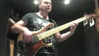 Dirty Loops Circus Bass Cover Zakrzewski Bass