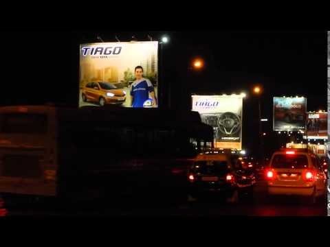 TATA Motor's Tiago arrives via OOH