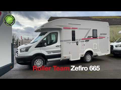 Roller Team Zefiro 665 Video Thummb