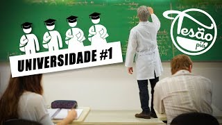 TESÃO PIÁ - UNIVERSIDADE #1
