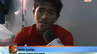 Kegembiraan Di Ruang Ganti Timnas Indonesia