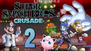 SUPER SMASH BROS. CRUSADE Part 2: Ein Noob im Classic-Mode!
