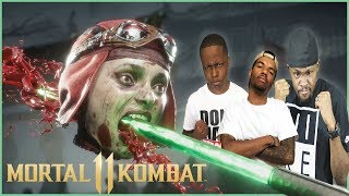 Mortal Kombat 11 is Here! Who Does The Best Online?! - MK11 Beta Gameplay