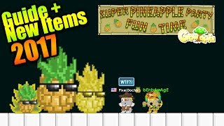 Grin a pineapple slice growtopia super pineapple party guide new items 2017 growtopia forumfinder Choice Image