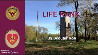 BSA LIFE SCOUT RANK REQUIREMENTS 1 8