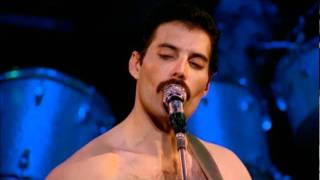 Crazy little thing called love -  Queen - Live concert [HQ]