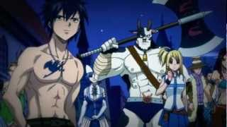 Fairy Tail AMV Just A Dream