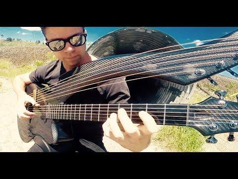, title : 'Zombie (The Cranberries) - Harp Guitar Cover - Jamie Dupuis'
