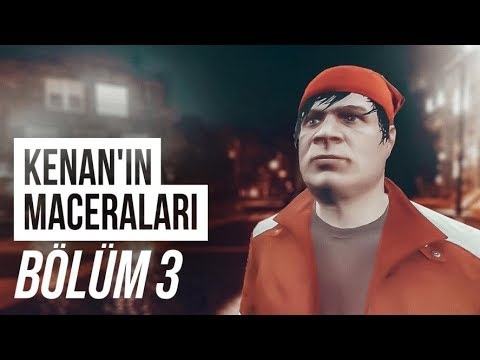 MAPUSHANEYİ BOYLADIK! | KENAN'IN MACERALARI #3 - GTA V RP