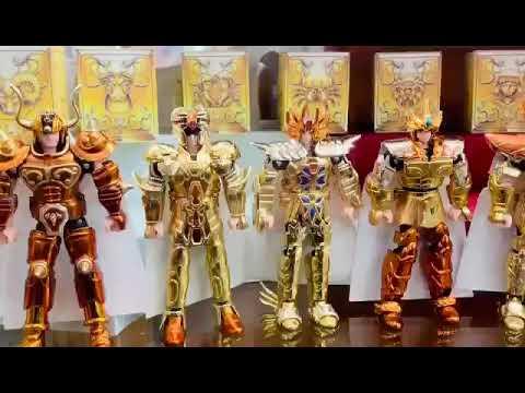 Saint Saiya| Cavalieri dello zodiaco| Toys collection| Vintage