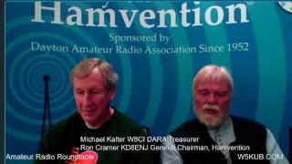Amateur Radio Roundtable 1 17 17