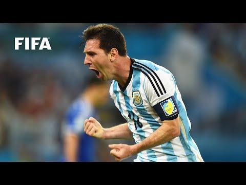 Lionel Messi | FIFA World Cup Goals