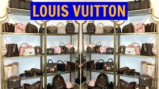LOUIS VUITTON MOST USED/ LEAST USED BAGS | LV COLLECTION 2019 | CHARIS ❤️