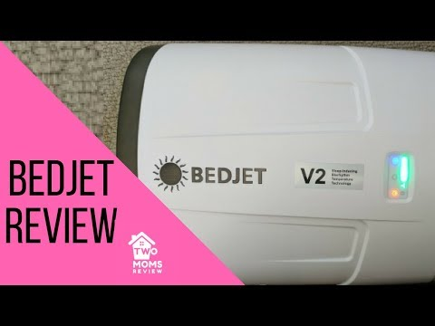 Bed Jet Review: A Bed Fan to Cool or Warm your Bed