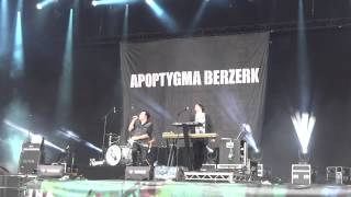 Apoptygma Berzerk - Starsign (live at Mera Luna 2015)