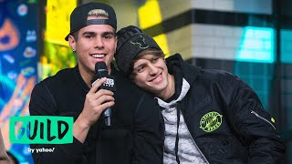 Latin Boy Band CNCO Talks About Their