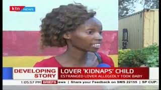 Estranged American lover escapes with Nakuru woman's baby