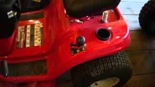 Lawn Tractor Review, Troy-Bilt Pony
