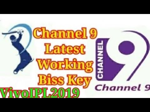 Channel 9 Latest Biss Key 2018 - смотреть онлайн на Hah Life