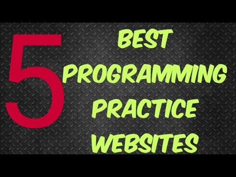 5 Best Online Programming practice websites || Best programming websites || Java , Python , C , C++
