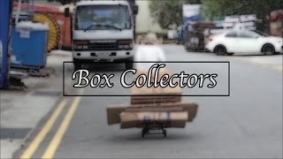 Feature Friday: Box collectors