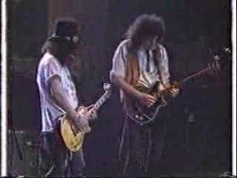 Paul Rodgers,Brian May And Slash - All Right Now