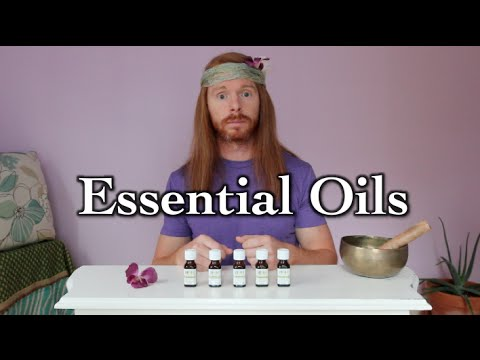 Using Essential Oils - Ultra Spiritual Life episode 33 JP