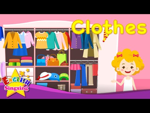 mp4 Learning English Clothes, download Learning English Clothes video klip Learning English Clothes