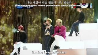 BEAST - When I Miss You (Hangul + Romanization + English)