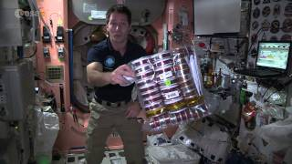 Someone say LUNCH Thomas Pesquet guides you through the Space Station's galley area Yum