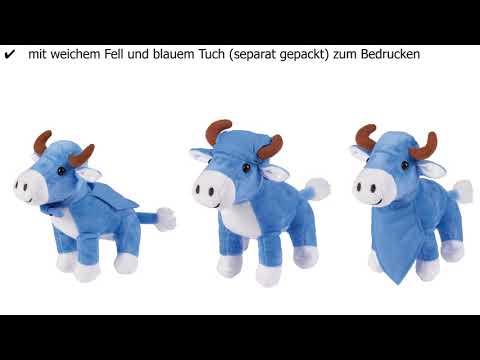 Plüsch-Kuh EDITA