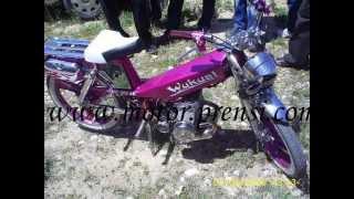 karaman motor medmex mobilet pejo moped yarış mobylette moto