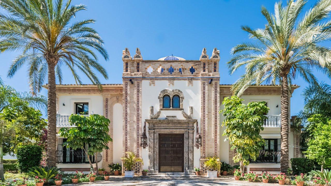 Villa  à vendre à   La Quinta de Sierra Blanca, Marbella Golden Mile