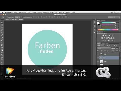 Farben übernehmen: Farben übernehmen |video2brain.com