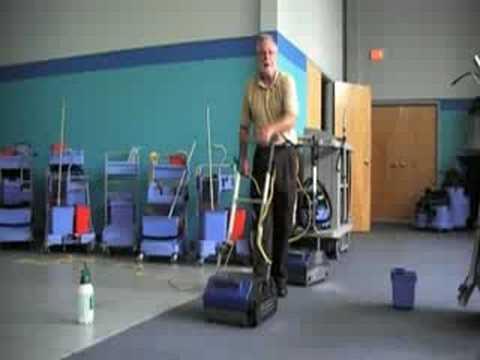 Nacecare Dp420 Duplex Multi Surface Floor Cleaner 14 Quot San A Care Inc