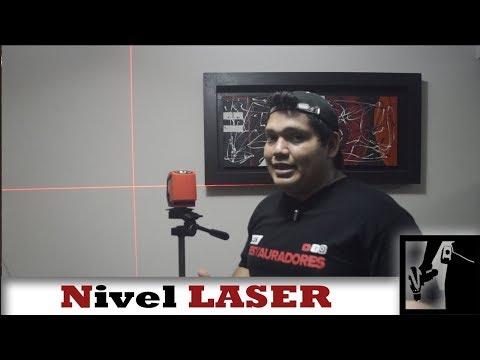 Nivel Laser - Para principiantes como yo!    Herramientas