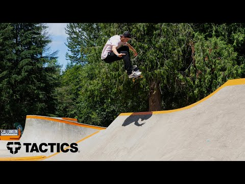 Windells Skate Camp Takeover 2019 - Tactics