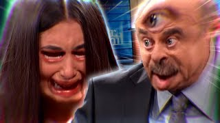 Dr Phil. ROASTS spoiled rich girl