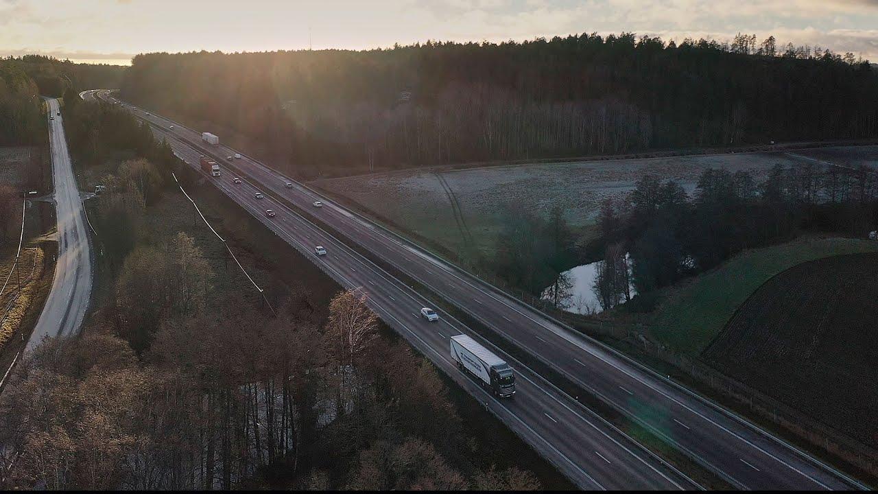 Scania с автопилотом. Шведская компания начала тесты на дорогах