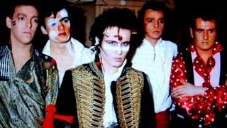 """My Greatest Achievement:  My 15 y-o- Daughter!"" -- Adam Ant On Jonathan Ross"