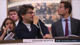 Ten Minute Bidding Battle For Richters Garten
