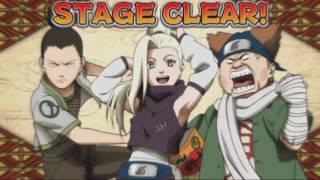 Naruto: Ultimate Ninja Heroes | Heroes Mode | №1