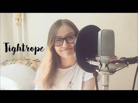 Cover #128 ~ Tightrope - Michelle Williams (THE GREATEST SHOWMAN)
