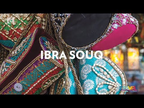 Travel Oman: Take a shopping break at Ibra souq