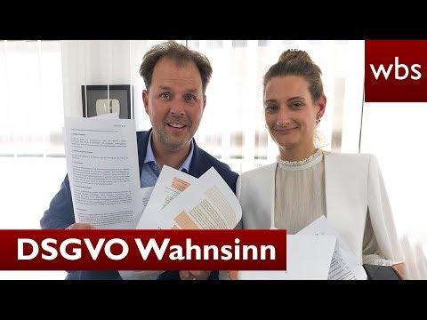 Der DSGVO-Wahnsinn
