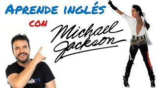 Aprende Inglés Cantando / Michael Jackson / Beat It  (aprender Inglés Con Música 2018)